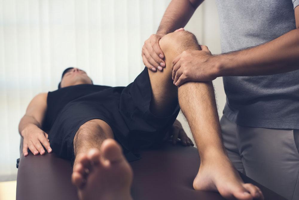 Principales lesiones deportivas - Traumatología